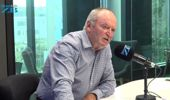 Sir Graham Henry on 'all things Lions' in studio with Larry Williams