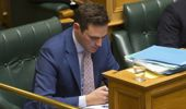 Clutha-Southland MP Todd Barclay will stand down in the upcoming election. (Photo \ File)