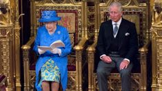 Queen's speech dominated by EU exit