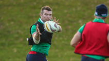 Peter O'Mahony to captain Lions against All Blacks