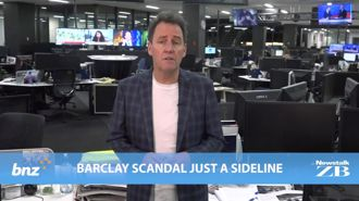 Mike's Minute: Barclay scandal just a sideline