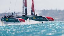 Team New Zealand's boat could become even faster