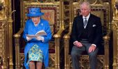 Queen Elizabeth II delivers the Queen's Speech whilst sat next to Prince Charles, Prince of Wales during the State Opening of Parliament in the House of Lords at the Palace of Westminster on June 21, 2017 in London, United Kingdom (Getty Images)
