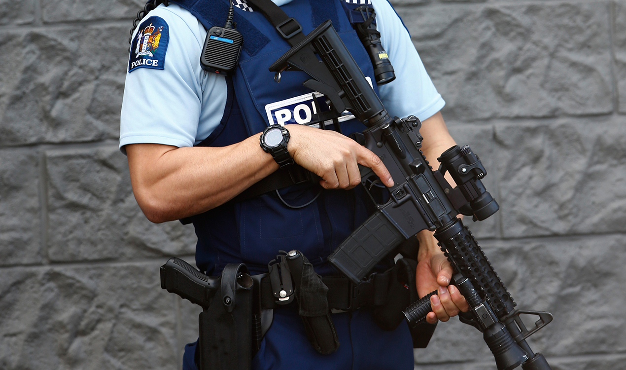 Fresh calls for police officers to be armed, as more guns fall into the hands of criminals (Getty Images)