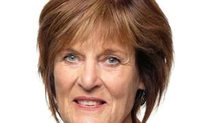 Glenys Dickson breaks silence over tape