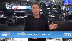 Mike's Minute: Finding the joy in life