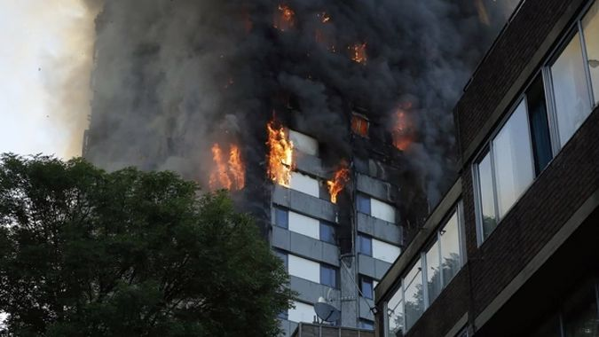 Flammable cladding on UK towers more widespread than first thought