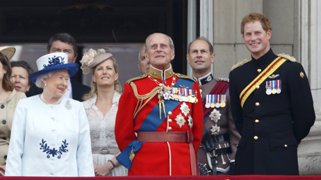 Dickie Arbiter: Prince Harry says no one in Royal Family wants to be King or Queen