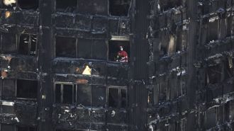 Grenfell Tower cladding 'failed all safety tests', say police