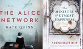 Catherine Raynes: The Alice Network, The Ministry of Utmost Happiness