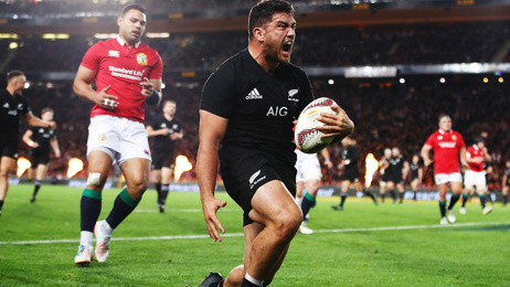 LIVE UPDATES: All Blacks vs Lions