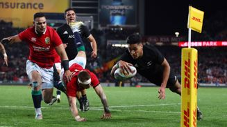Lion Tamers: ABs show class in test win