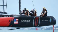 LIVE: America's Cup - Team New Zealand v Oracle Team USA