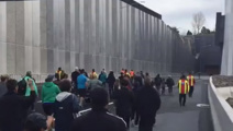 Thousands bike, walk through new Waterview tunnels