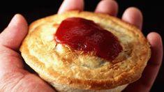 Michael Van de Elzen: Healthier pies and sausage rolls