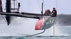 America's Cup: Team NZ's Peter Burling ribs rival Jimmy Spithill over win