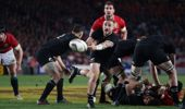 TJ Perenara: The clash between the Hurricanes and Lions