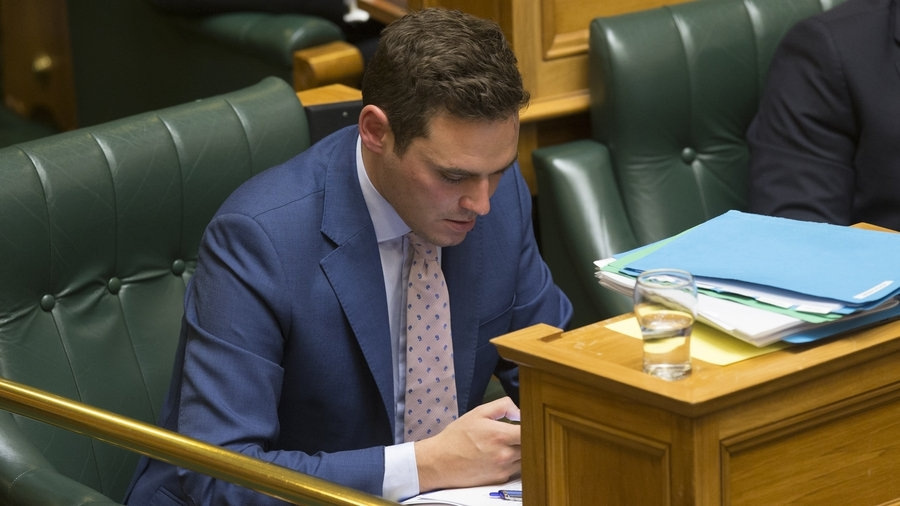 First off, the set-to between Todd Barclay and Glenys Dickson never should have escalated to the degree that it did. (Photo \ Supplied)