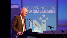 Steven Joyce: Todd Barclay, NZ First's policies, the America's Cup