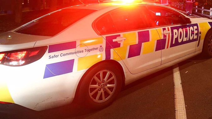 At least a dozen police have responded to a major incident at a house in Otara this evening. (Getty)