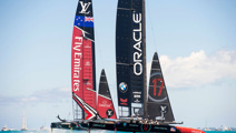 LISTEN: PJ Montgomery calling the America's Cup win
