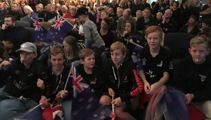WATCH: America's Cup celebrations at Royal New Zealand Yacht Squadron