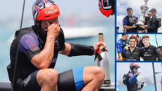 All America's Cup coverage highlights