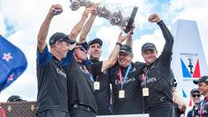 Team NZ CEO Kevin Shoebridge: It's 100 things done a little better
