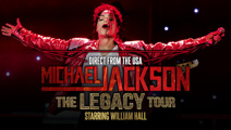 Michael Jackson: The Legacy Tour