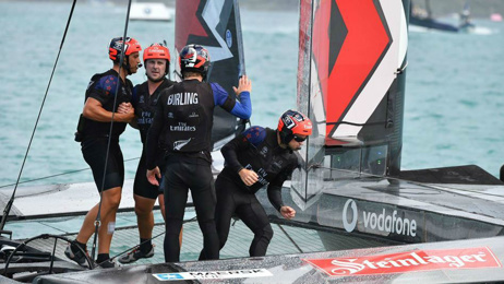 Rachel Smalley: America's Cup nationality clause hurts Kiwi sailors
