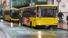 Wellington bus drivers left fearing for their jobs