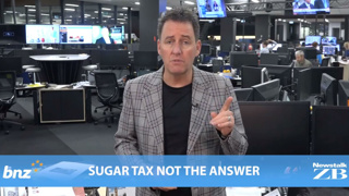 Mike's Minute: Sugar tax not the answer
