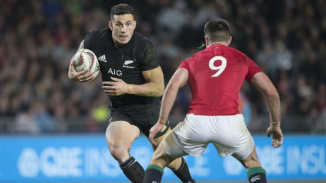 Three key numbers from the All Blacks test side