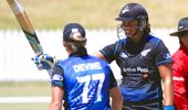 White Ferns legend Suzie Bates joins Nigel Yalden to discuss her team's progress at the Women's World Cup (Photosport)
