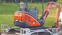 Man facing digger ransom urges Police to act