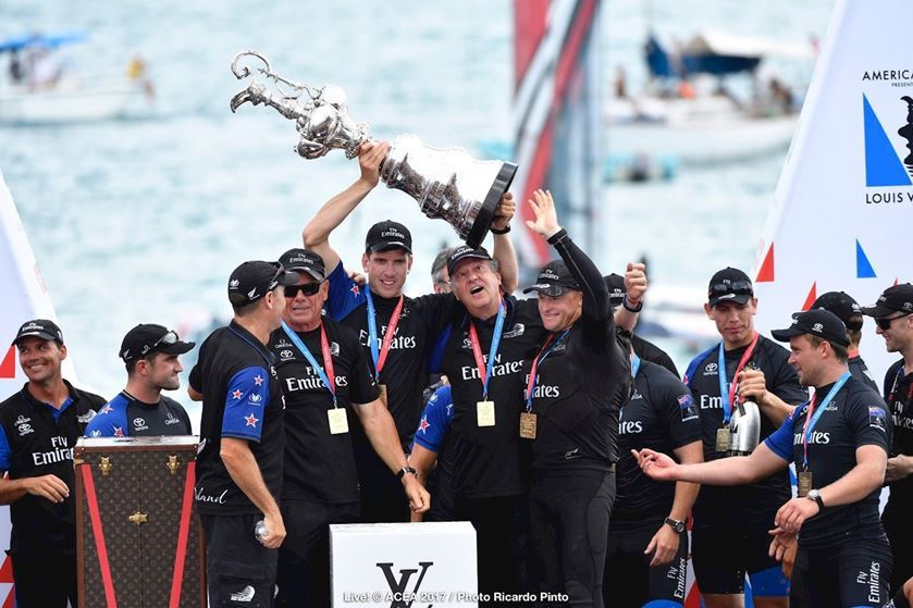 America's Cup: Home Sweet Home