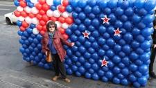 PHOTOS: America's Cup parade