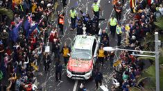 Kevin Shoebridge: Team NZ 'blown away' by massive welcome home parade