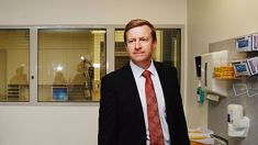 Dr Jonathan Coleman: Govt investing enough in health infrastructure