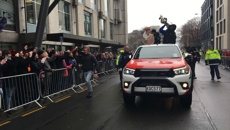 PHOTOS: Christchurch welcomes home Team New Zealand