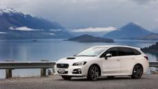 Bob Nettleton: Subaru Levorg wagon