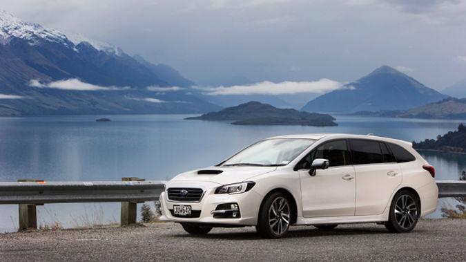 The 2017 Subaru Levorg (Supplied)
