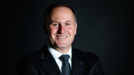 Nadine Higgins: What's John Key done to deserve Aussie's highest honour?