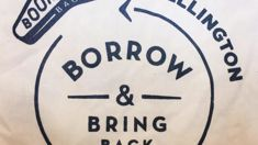 Pip Cameron: Boomerang Bags