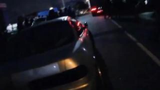 Man assaulted at boy racer meet needs surgery