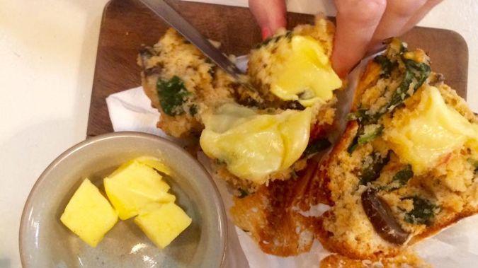 Savoury Muffins (Photo / Nici Wickes Facebook)