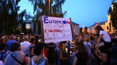 Mass protests over Polish court overhaul