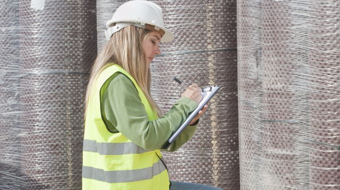 New figures show the number of women working in trades such as carpentry, plumbing and gas fitting has more than doubled since the 2011 earthquake. (Photo \ Getty Images)