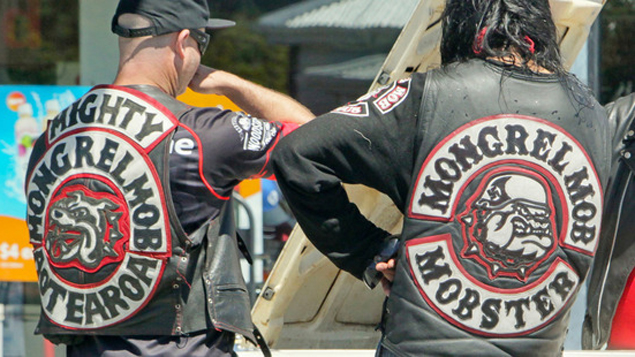 The Mongrel Mob was central to the Northland gang fight. Photo/Warren Buckland
