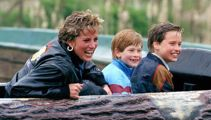 William and Harry more candid than ever in Princess Diana doco